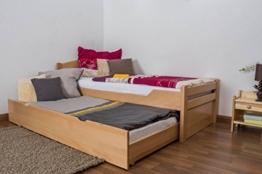 einzelbett ausziehbar